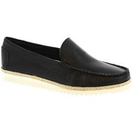 Mocassins Leonardo Shoes 239 VITELLO NERO