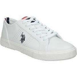 Lage Sneakers Ralph Lauren ZAPATOS 415250 CABALLERO BLANCO