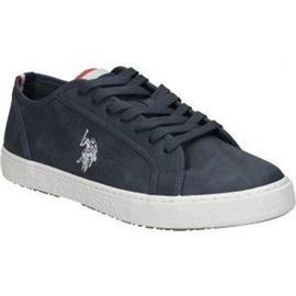 Lage Sneakers Ralph Lauren ZAPATOS 415250 CABALLERO AZUL