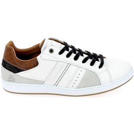 Lage Sneakers Bullboxer Sneaker HSU00 Blanc