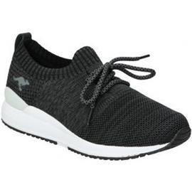 Lage Sneakers Kangaroos DEPORTIVAS K2630 MODA JOVEN NEGRO