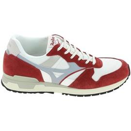 Sneakers Mizuno Genova Blanc Rouge