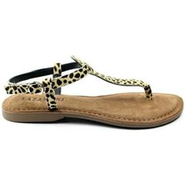 Sandalen Lazamani DAMES sandaal 75.611 beige