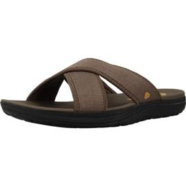 Slippers Clarks STEP BEAT SAIL BROWN