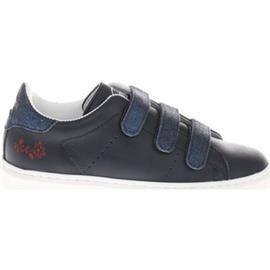 Sneakers Gattino G1081 Donkerblauw Glitter