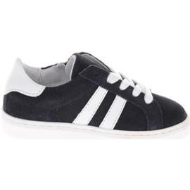 Sneakers Gattino G1650 Blauw Witte Strepen