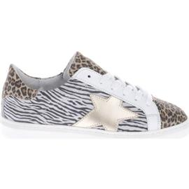 Sneakers Gattino G1213 Sneakers Zebra panterprint