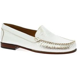 Mocassins Leonardo Shoes 318L ARGENTO