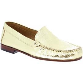Mocassins Leonardo Shoes 318L ORO