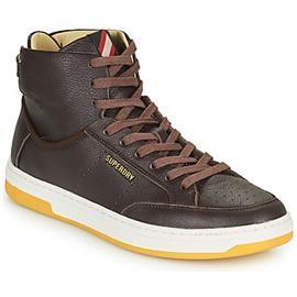 Hoge Sneakers Superdry PREMIUM BASKET LUX TRAINER