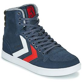 Hoge Sneakers Hummel SLIMMER STADIL DUO OILED HIGH