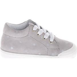 Lage Sneakers Pinocchio P1190 Sneakers Grijs Sterren