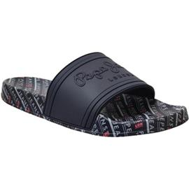 Teenslippers Pepe jeans Slider all over man