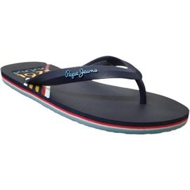 Teenslippers Pepe jeans Whale archive