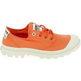Lage Sneakers Palladium Pampa Organic Orange