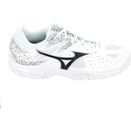 Lage Sneakers Mizuno Break Shot 2 AC Blanc Noir