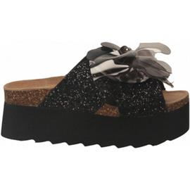 Slippers Colors of California HIGH SOLE BIO MAXI FLOWER