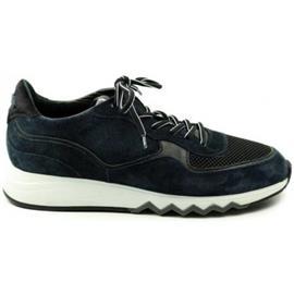 Lage Sneakers Floris Van Bommel HEREN sneaker 16093 blauw