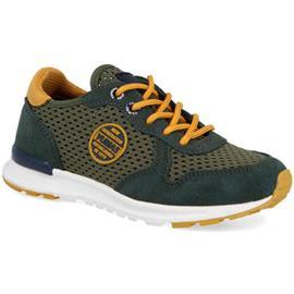 Lage Sneakers Yumas AXEL CAQUI