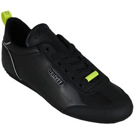 Lage Sneakers Cruyff recopa underlay black/fluo yellow