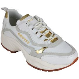 Lage Sneakers Cruyff ghillie white/gold