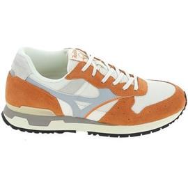Lage Sneakers Mizuno GV87 Blanc Orange