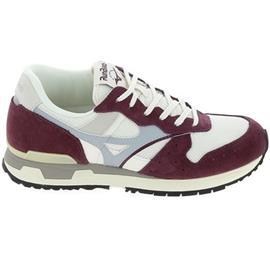 Lage Sneakers Mizuno GV87 Blanc Prune