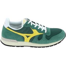 Lage Sneakers Mizuno ML87 Vert Jaune