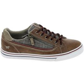 Lage Sneakers Mustang Sneaker 4147304 Cognac