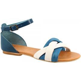 Sandalen Leonardo Shoes PC70X CAPRA COBALTO
