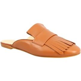 Sandalen Leonardo Shoes 72119 CUOIO