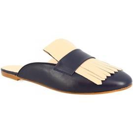 Sandalen Leonardo Shoes 72119 BLU BEIGE
