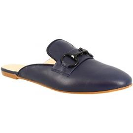 Sandalen Leonardo Shoes 72121 BLU