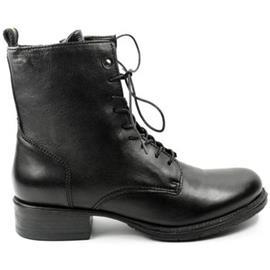 Low Boots Mjus DAMES hoge veterschoen 177219. zwart