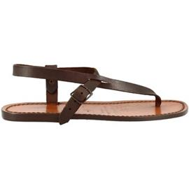Teenslippers Leonardo Shoes 592 T. MORO