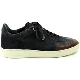 Lage Sneakers Floris Van Bommel HEREN sneaker 16267 zwart