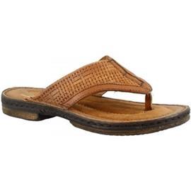 Teenslippers Leonardo Shoes 434012 LEGNO