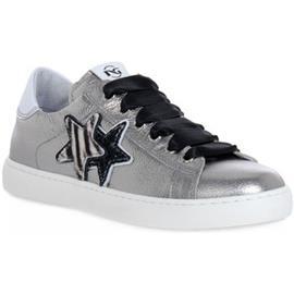Lage Sneakers Nero Giardini NERO GIARDINI 115 SUNRISE ACIAIO
