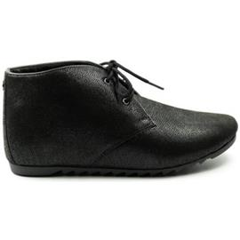 Laarzen Maruti DAMES lage veterschoen 66.1275.11. zwart