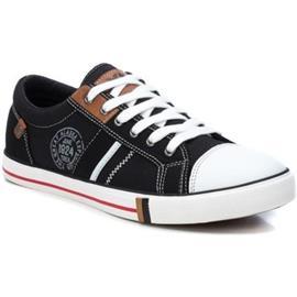 Lage Sneakers Xti 49651 NEGRO