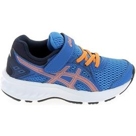 Lage Sneakers Asics Jolt 2 C Bleu Orange