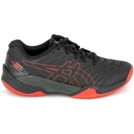 Lage Sneakers Asics Gel Blast K Noir Rouge