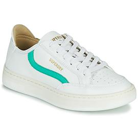 Lage Sneakers Superdry BASKET LUX LOW TRAINER