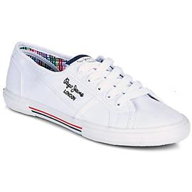 Lage Sneakers Pepe jeans ABERLADY ECOBASS
