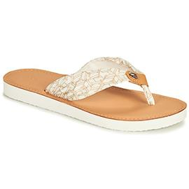 Teenslippers Tommy Hilfiger LEATHER FOOTBED TH BEACH SANDAL