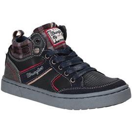 Hoge Sneakers Wrangler WJ17225
