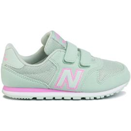 Lage Sneakers New Balance NBYV500CM