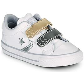 Lage Sneakers Converse STAR PLAYER 2V METALLIC LEATHER OX