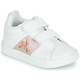 Lage Sneakers Le Coq Sportif COURCLASSIC INF GIRL