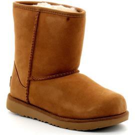 Laarzen UGG Classic Short Leather Kids